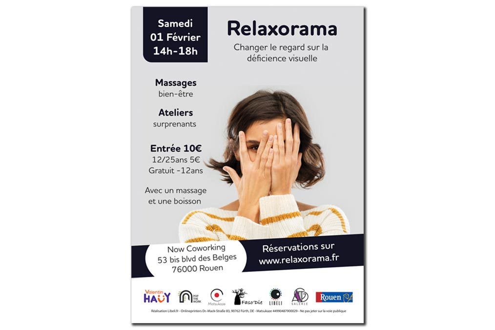 flyers relaxorama